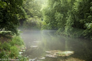 River Coln in Bibury